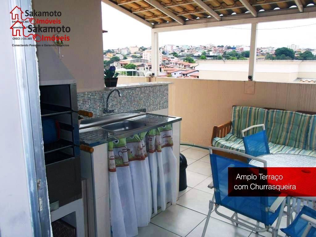 cobertura duplex com excelente padrão de acabamento e localização privilegiada!- condomínio com portaria 24h e lazer;-...