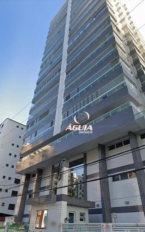 Apartamento à venda, 82 m² por R$ 380.000,00 - Ocian - Praia Grande/SP
