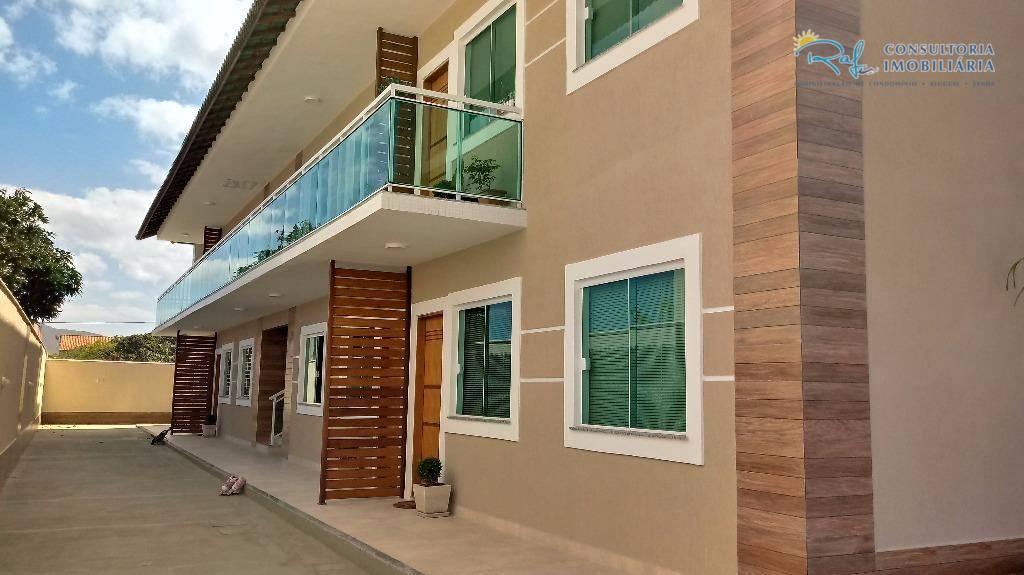 Apartamento residencial à venda, Jardim Atlântico Oeste (Itaipuaçu), Maricá.