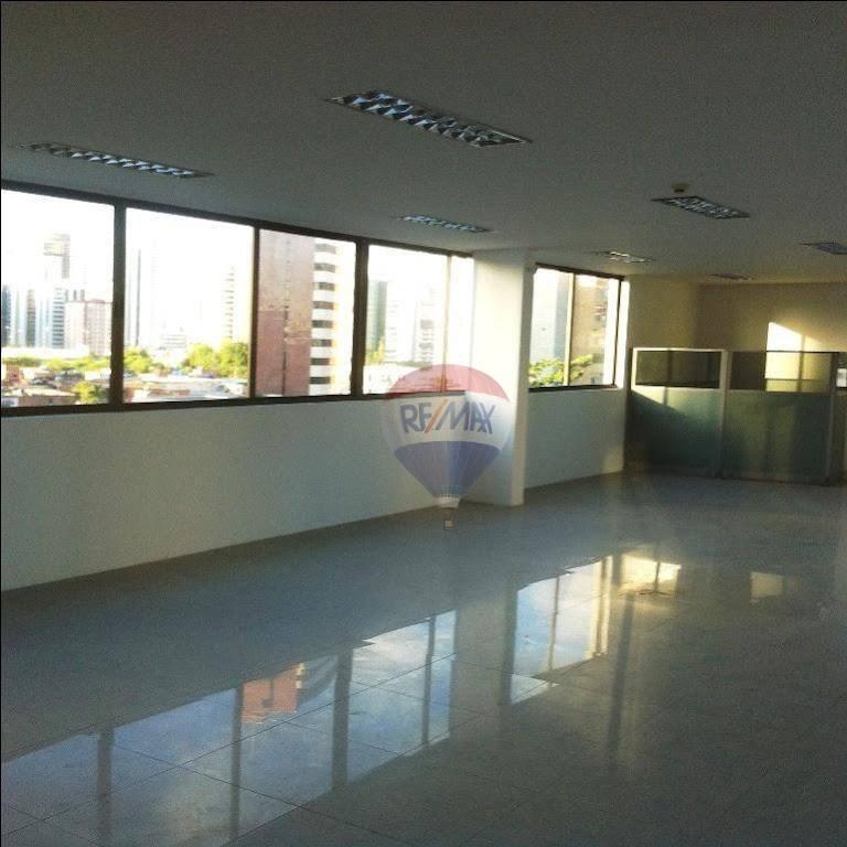 Sala comercial para locação, Boa Viagem, Recife - SA0047.