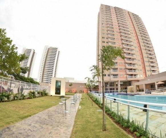 Apartamento com 2 quartos à venda, 55 m², novo, área de lazer, financia - Presidente Kennedy - Fortaleza/CE