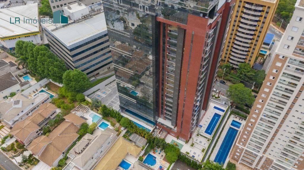Apartamento com 2 dormitórios à venda, 71 m² por R$ 567.750,00 - Alphaville - Barueri/SP