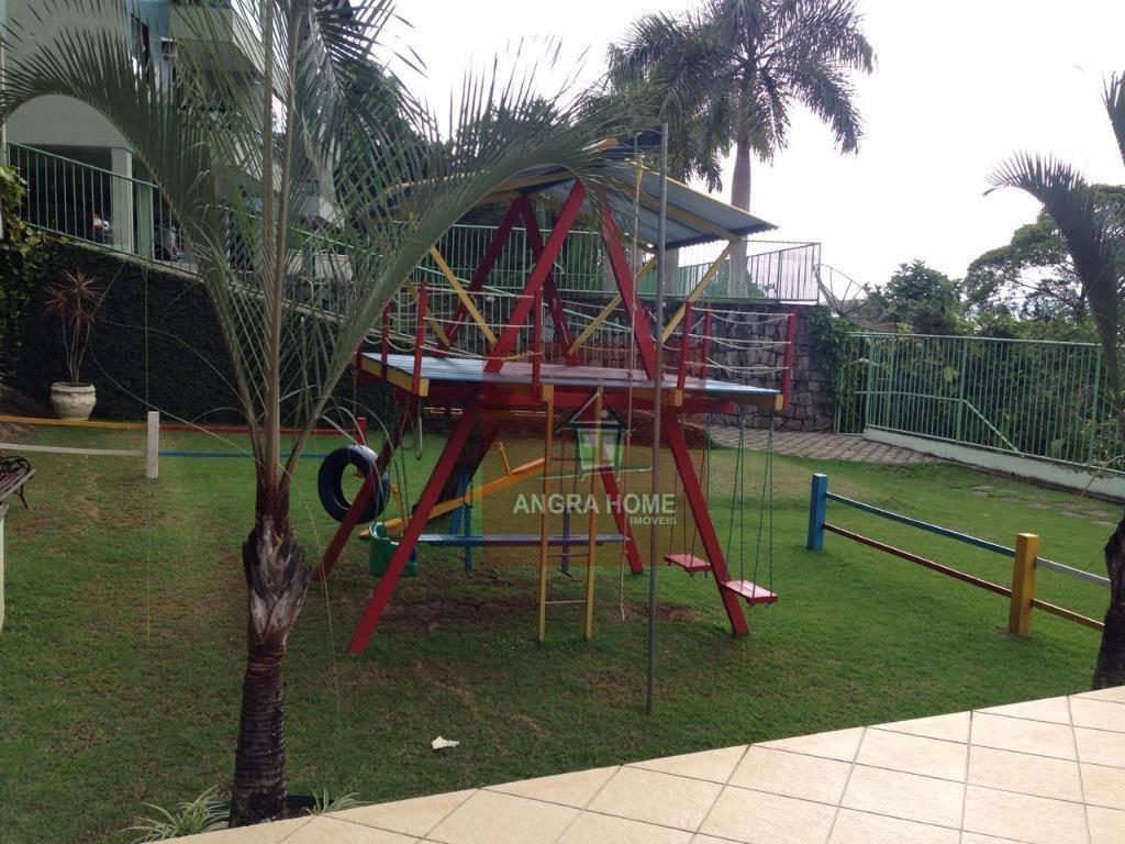 Apartamento em Condomínio Verde Mares  -  Angra dos Reis - RJ