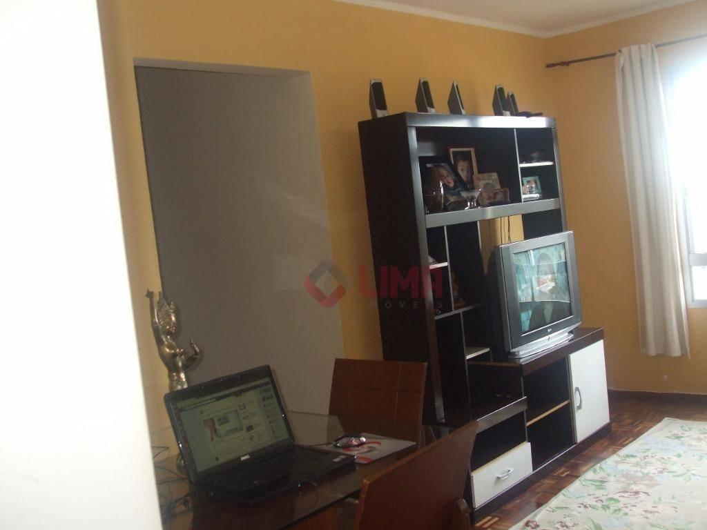 Apartamento residencial à venda, Jardim Cruzeiro do Sul, Bauru - AP1344.