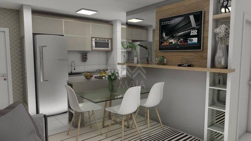 Apartamento Fazenda Rio Grande RS 122.800.00