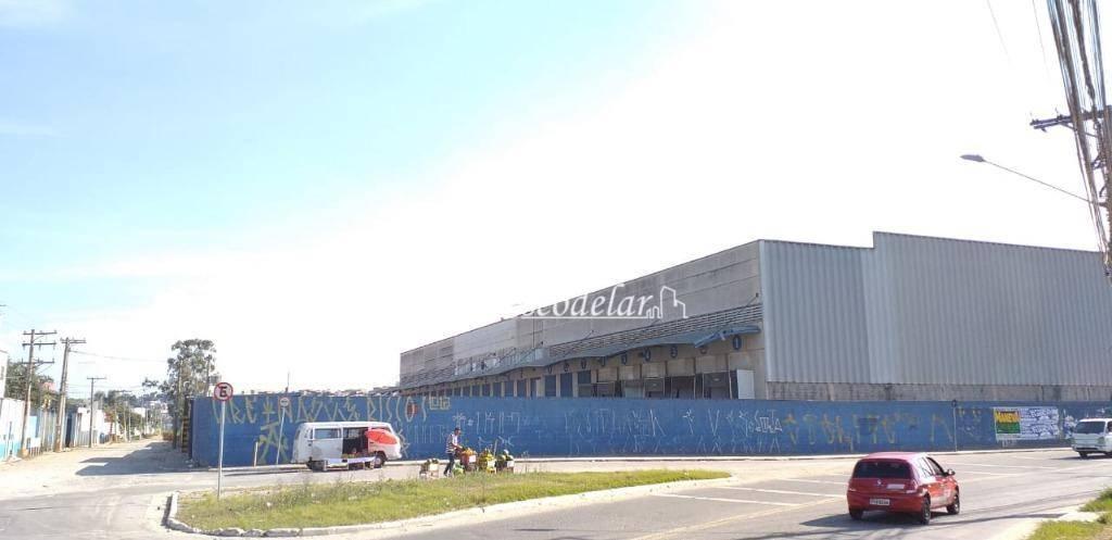 Terreno para alugar, 95000 m² por R$ 150.000/mês - Jardim Ponte Alta I - Guarulhos/SP