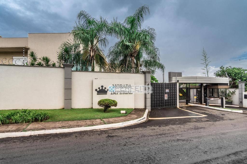 Sobrado com 3 dormitórios à venda no Terras de Santana II, 230 m² por R$ 950.000