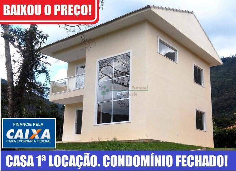 Casa à venda em Teresópolis, Vargem Grande