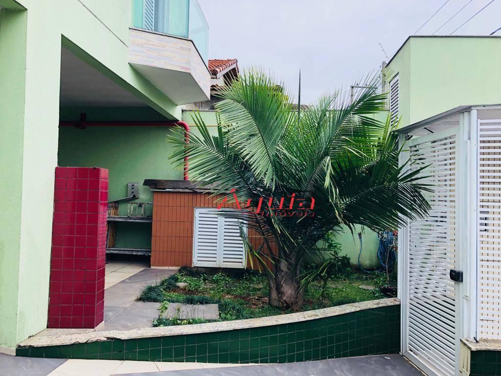 Cobertura Residencial à venda, Vila Guarani, Santo André - CO0577.