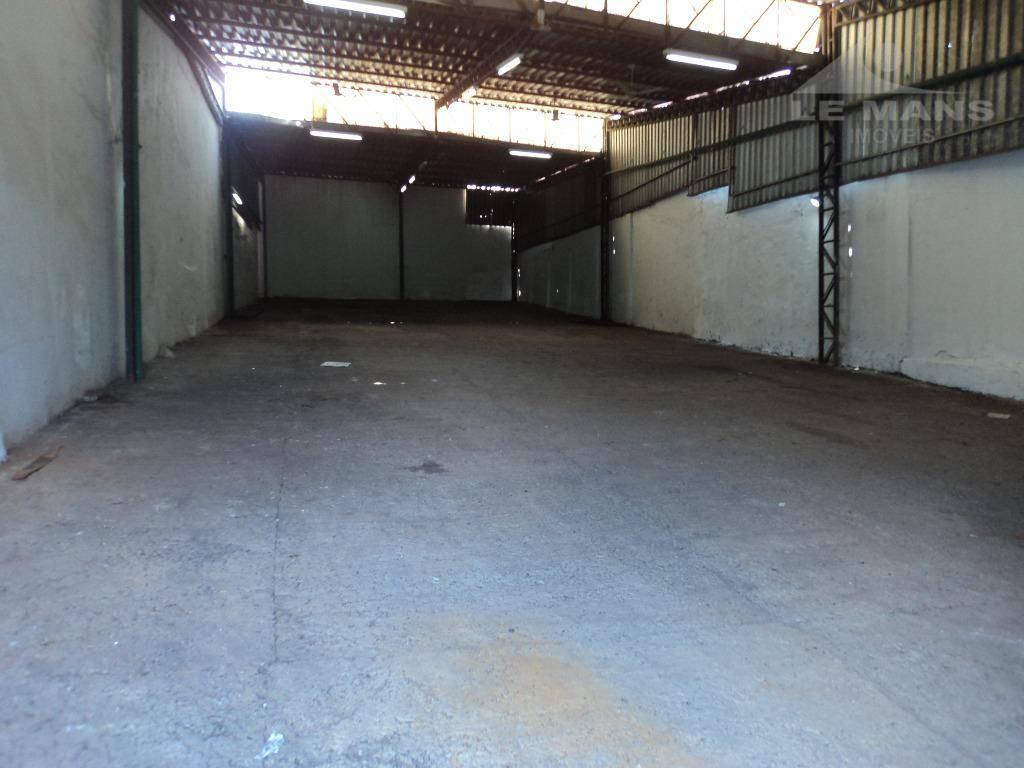 Barracão para Locação - Vila Rezende