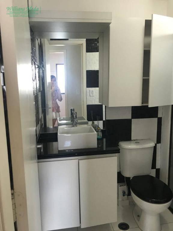 Apartamento 2 dormitórios, 1 banheiro social, 1 vaga Portal