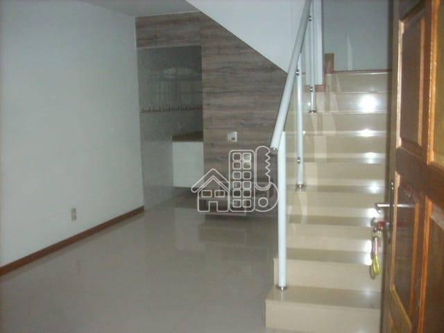 Casa com 2 dormitórios à venda, 76 m² por R$ 250.000 - Lindo Parque - São Gonçalo/RJ