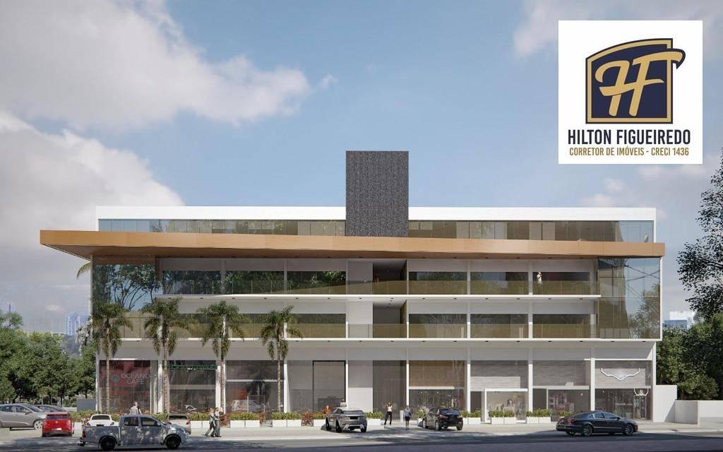 Loja para alugar, 41 m² por R$ 1.800,00/mês - Bessa - João Pessoa/PB