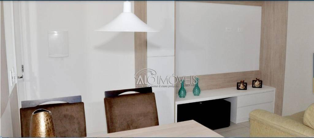 Apartamento com 2 dormitórios à venda, 47 m² por R$ 151.900 - Capela Velha - Araucária/PR