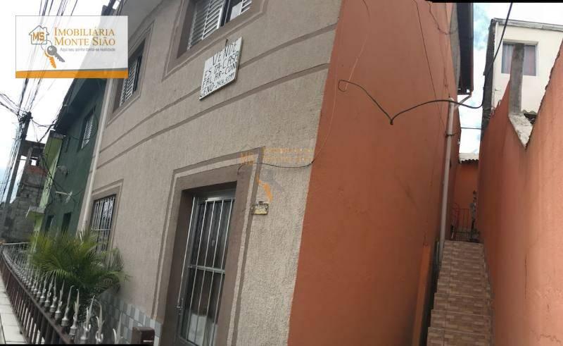 Sobrado Residencial à venda, Jardim dos Afonsos, Guarulhos - .