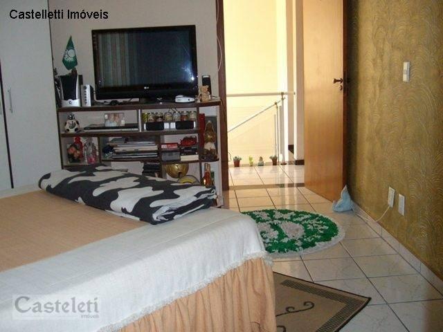 Casa de 4 dormitórios à venda em Novo Taquaral, Campinas - SP