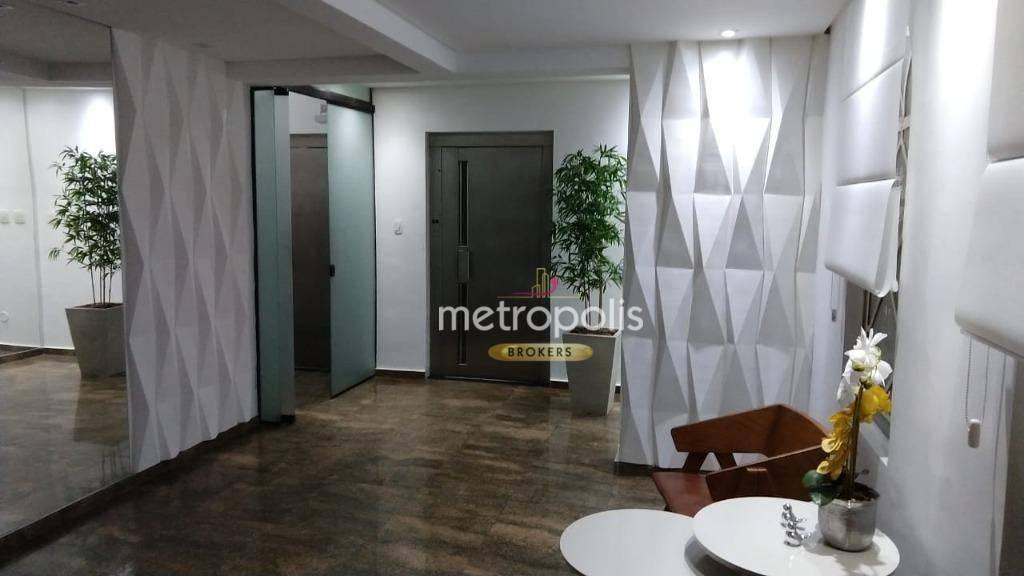 Apartamento à venda, 100 m² por R$ 375.000,00 - José Menino - Santos/SP