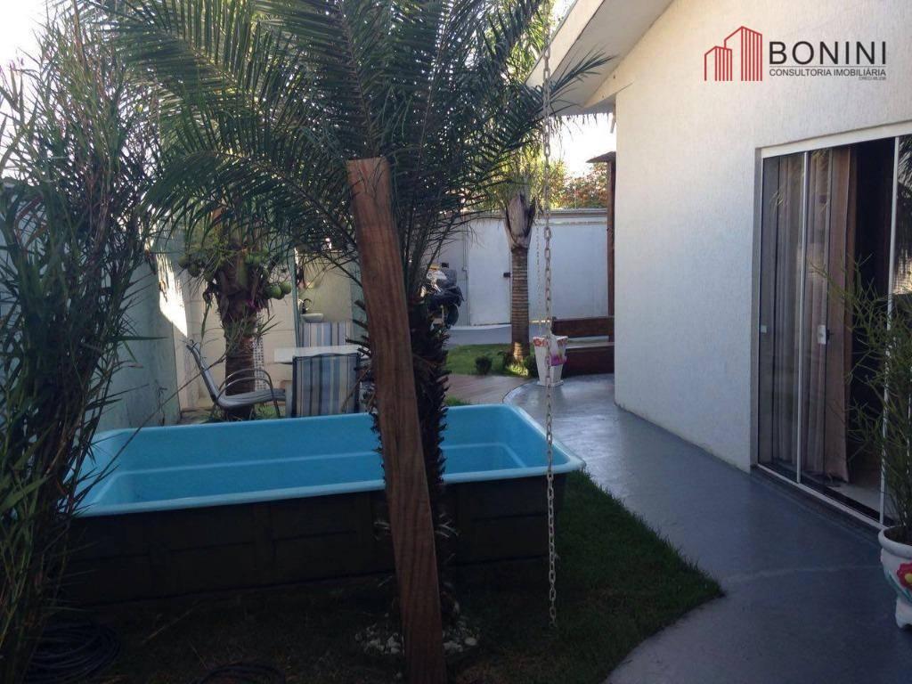 Casa 2 Dorm, Jardim Dona Regina, Santa Barbara D'Oeste (CA0259) - Foto 15