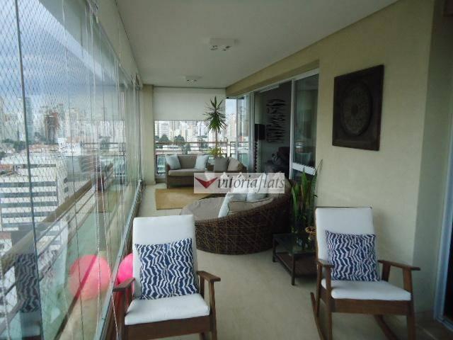 Apartamento Luxuoso no Jardins