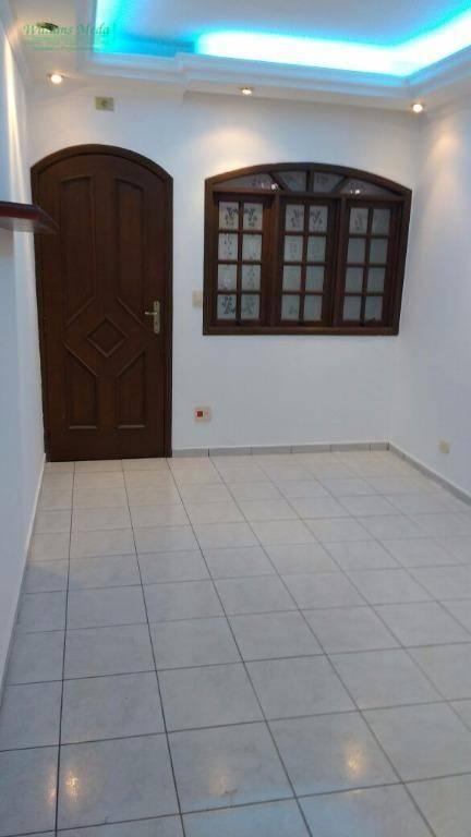 Casa residencial à venda, Jardim Testae, Guarulhos.