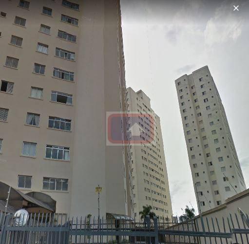 Apartamento de 2 dormitórios à venda em Jardim Hebrom, São Paulo - SP