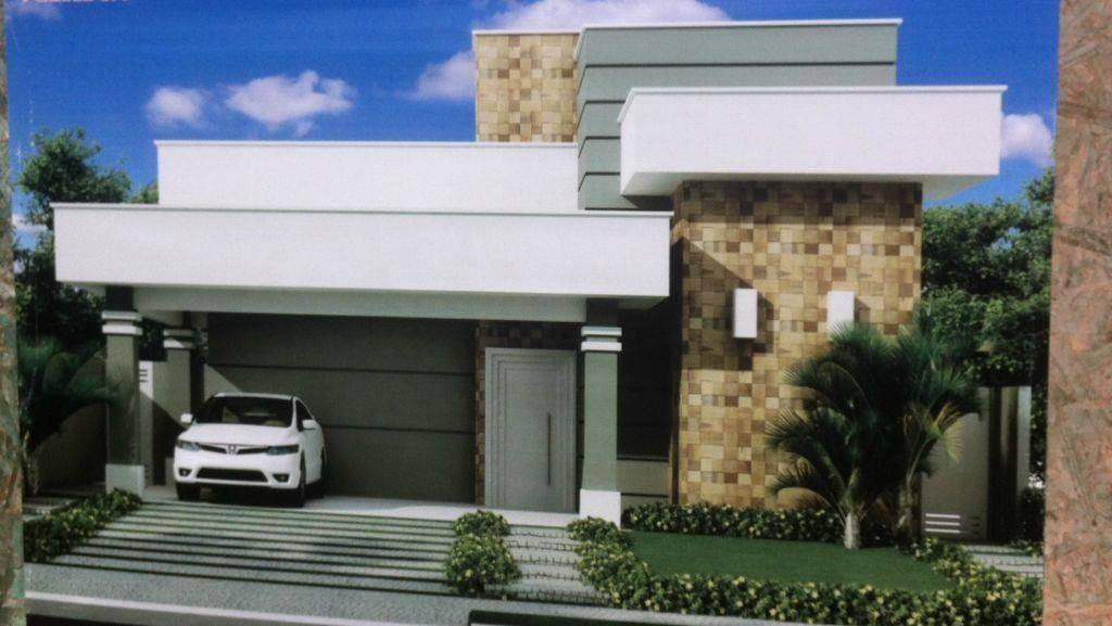 Casa 3 Dorm, Parque Brasil 500, Paulinia (CA1638)