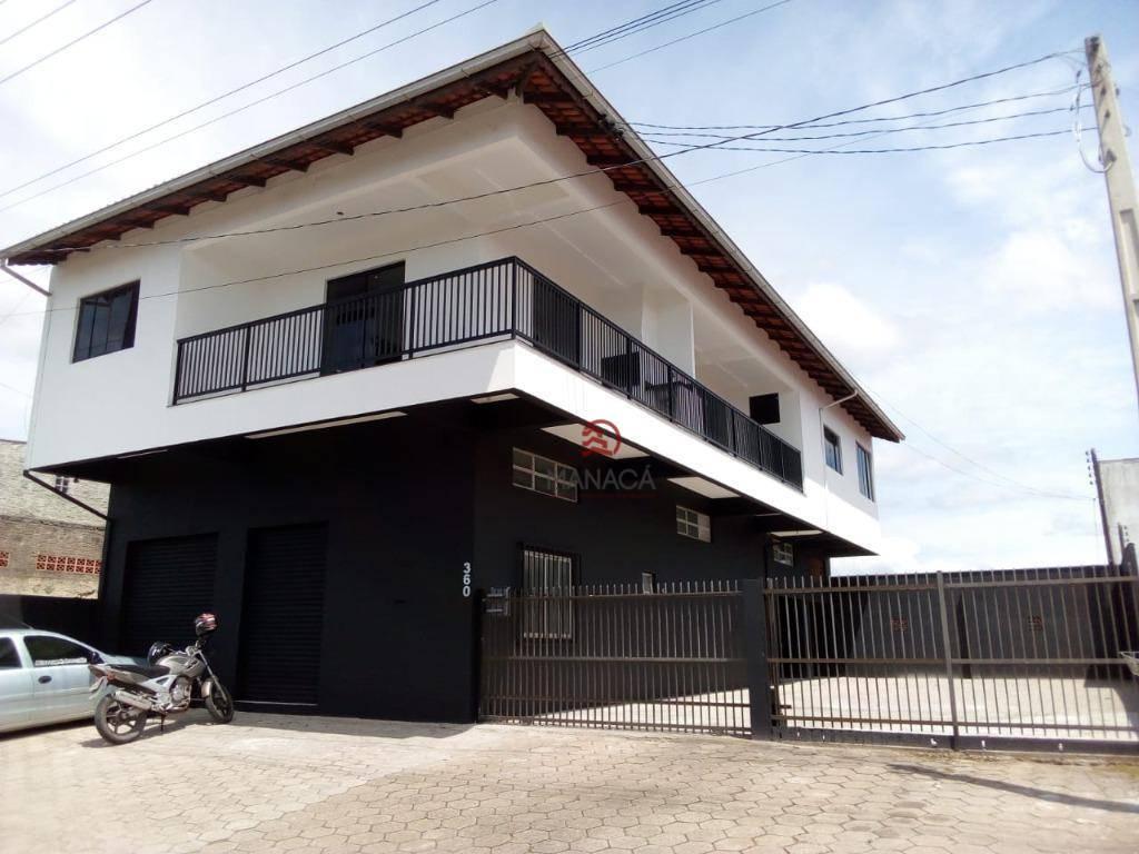 Sobrado com 4 dormitórios à venda, 459 m² por R$ 650.000,00 - Itingá I - Barra Velha/SC