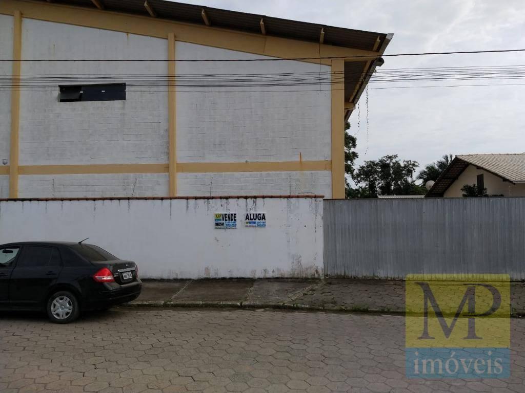 Barracão à venda, 858 m² por R$ 1.500.000 - Centro - Penha/SC