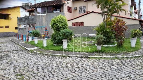 Casa com 3 dormitórios à venda, 121 m² por R$ 370.000 - Camarão - São Gonçalo/RJ