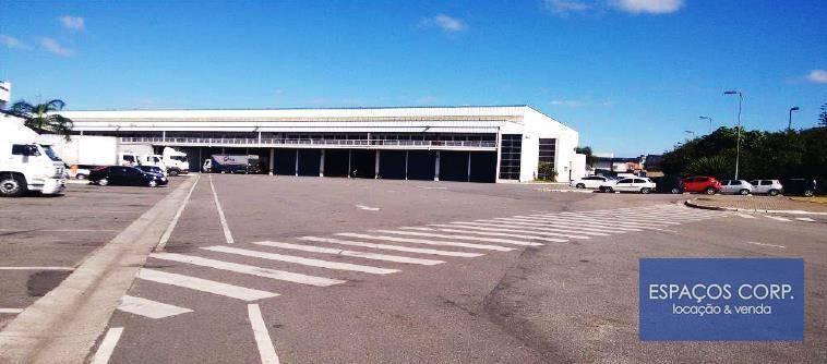 Galpão logístico para locação, 4.935m² - Parque Industrial do Jardim São Geraldo - Guarulhos/SP