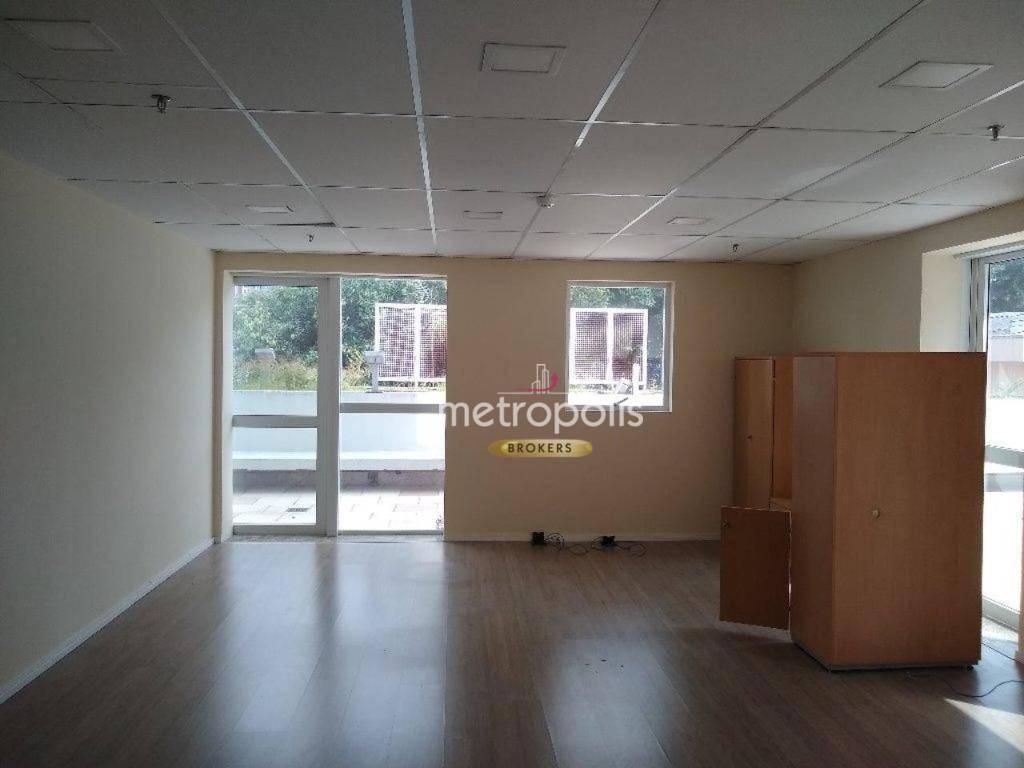 Andar Corporativo para alugar, 245 m² por R$ 9.990,00/mês - Rudge Ramos - São Bernardo do Campo/SP