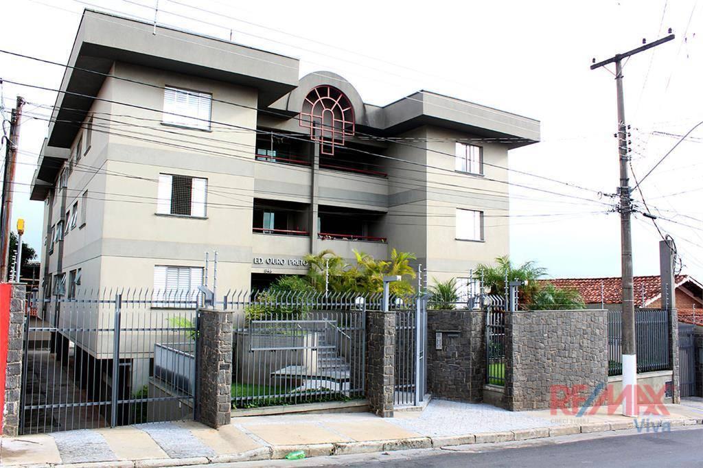 Apartamento residencial à venda, Alvinópolis, Atibaia - AP0575.