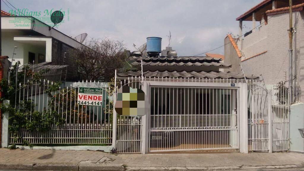 Sobrado residencial à venda, Vila Maria Tereza, Guarulhos.
