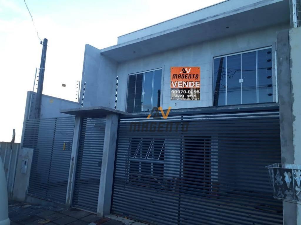 Sobrado com 3 dormitórios à venda, 148 m² por R$ 490.000