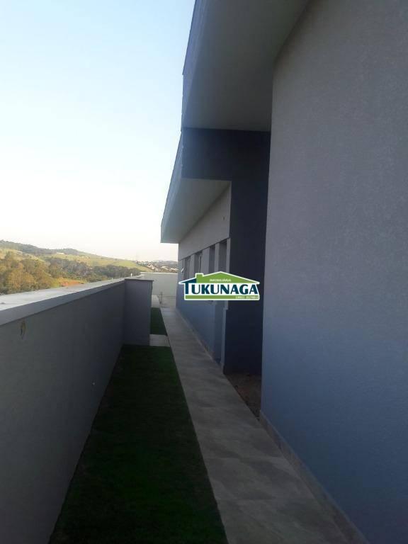Casa à venda, 297 m² por R$ 1.250.000,00 - Chácaras Fernão Dias - Atibaia/SP