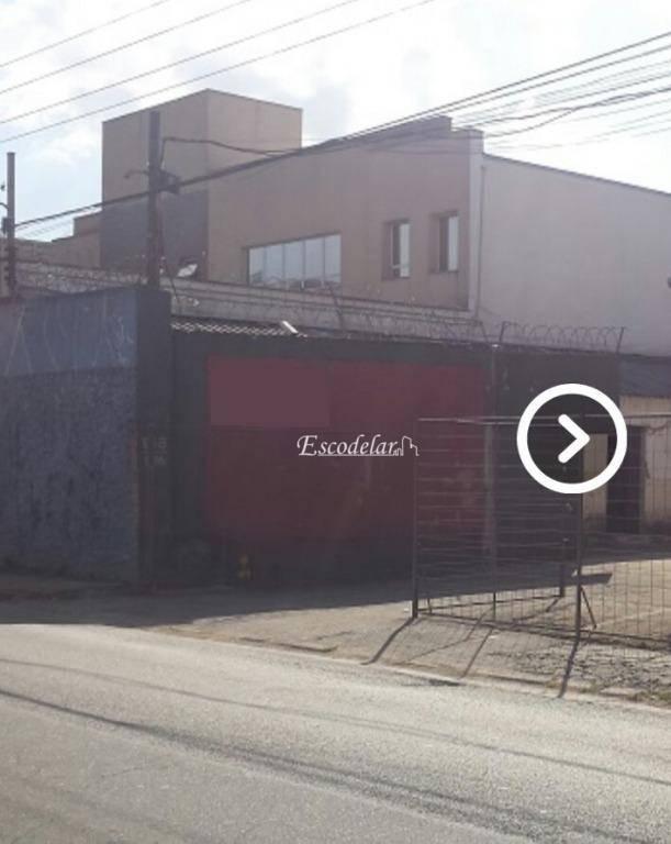 Galpão comercial para locação, Casa Verde Média, São Paulo.