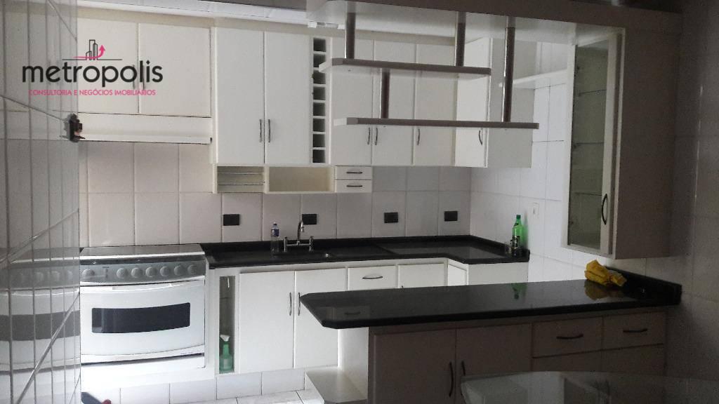 Casa com 2 dormitórios à venda, 150 m² por R$ 530.000 - Mauá - São Caetano do Sul/SP