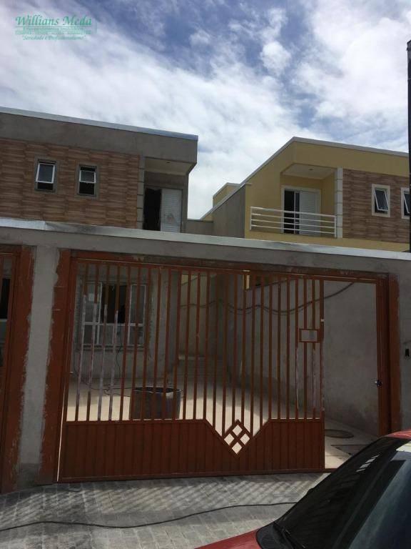 Sobrado à venda, 180 m² por R$ 550.000,00 - Jardim Paraventi - Guarulhos/SP