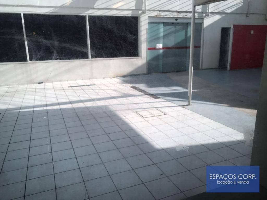 Prédio comercial para locação, Barra Funda, São Paulo - PR0044.