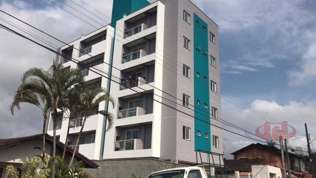 Apartamento com 2 Dormitórios à venda, 51 m² por R$ 195.800,00