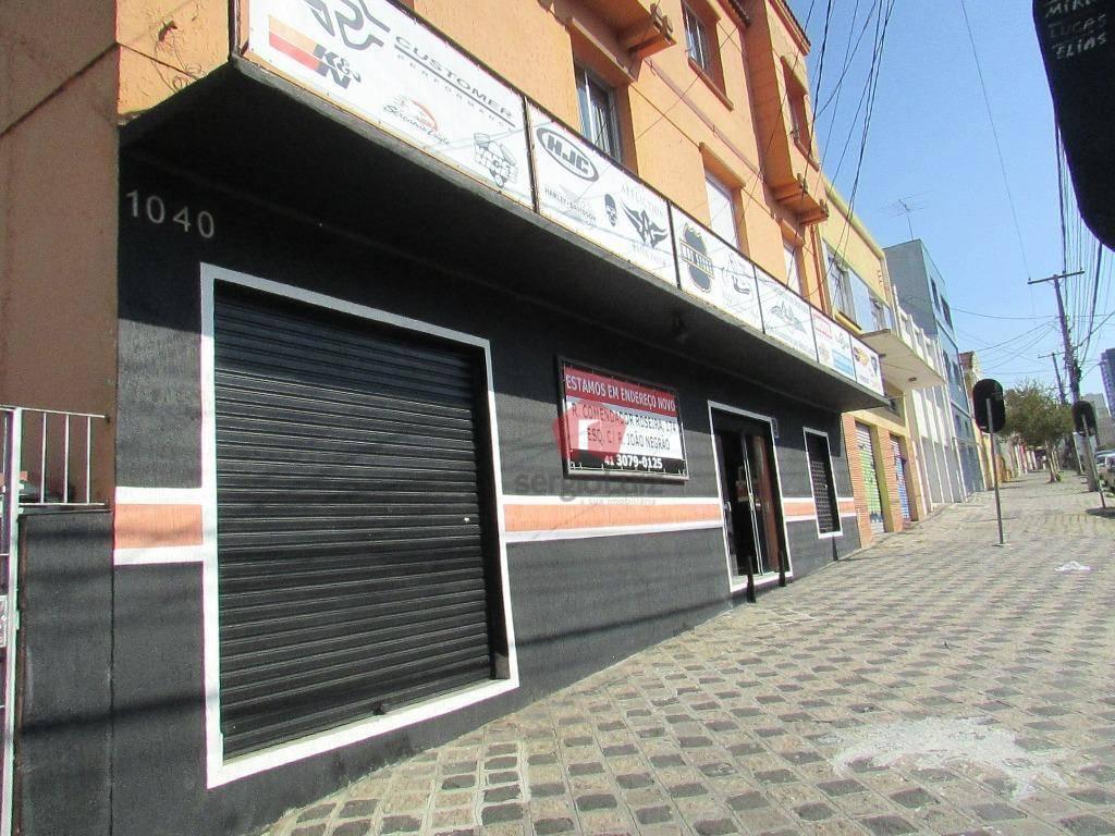 Loja para Venda/Locação - Curitiba