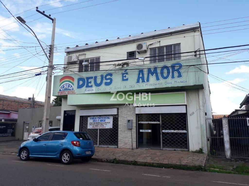 Ponto para alugar, 670 m² por R$ 6.000/mês - São Cristóvão - Porto Velho/RO