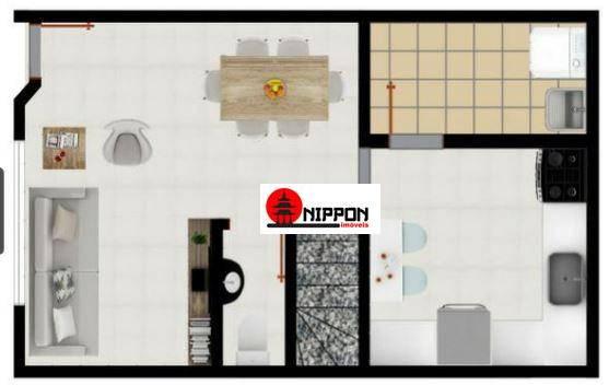 Casa / Sobrado à Venda - Chácara Seis de Outubro