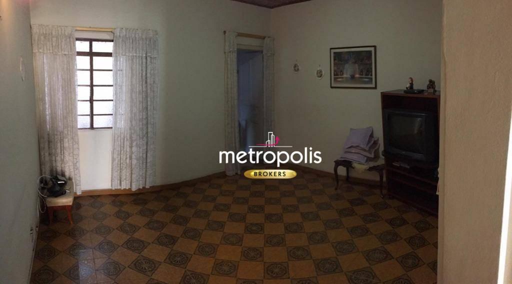 Casa com 2 dormitórios para alugar, 140 m² por R$ 2.000/mês - Santo Antônio - São Caetano do Sul/SP