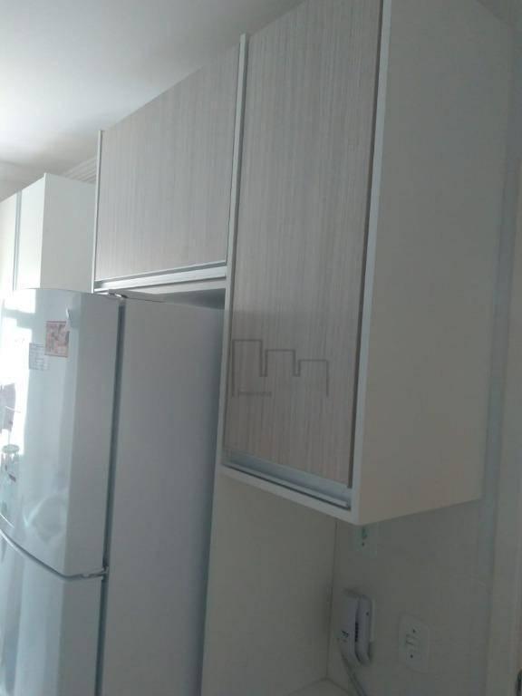 Apartamento com 2 Quartos, Jardim Vera Cruz, Sorocaba , 52 m²