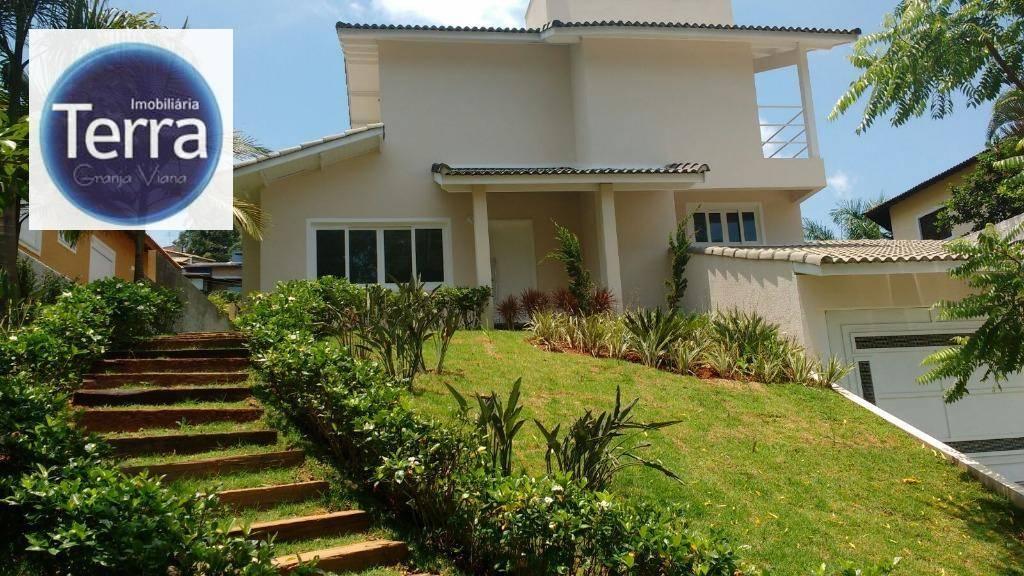 Casa residencial à venda, Parque das Artes, Granja Viana.