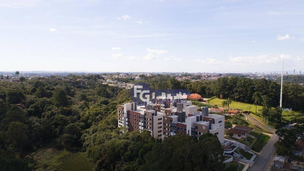 Apartamento 2 quartos com suite à venda, Barigui, Curitiba.