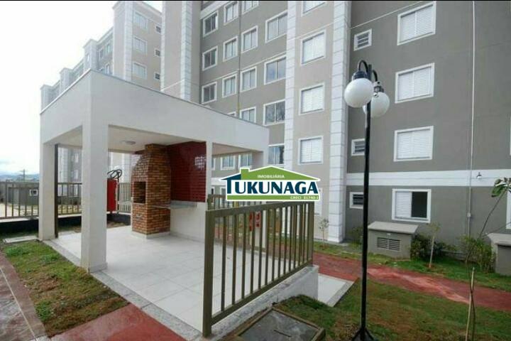 Apartamento para alugar, 47 m² por R$ 950,00/mês - Vila Bremen - Guarulhos/SP