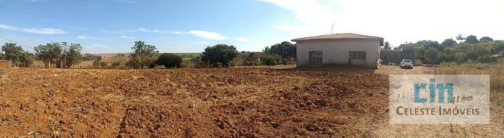 Chácara com 3 dormitórios à venda, 3204 m² por R$ 360.000 - Chácara Santo Antônio - Cesário Lange/SP