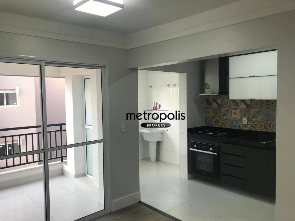Apartamento residencial para venda e locação, Parque Bandeirante, Santo André.